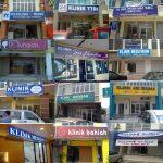 400 clinics
